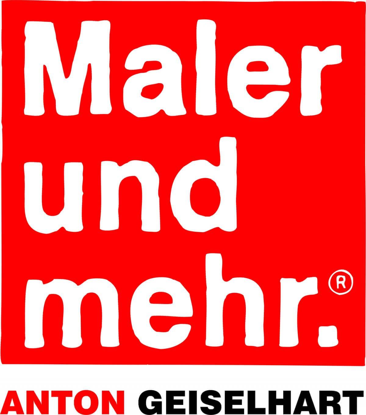 Logo Maler und mehr Anton Geiselhart