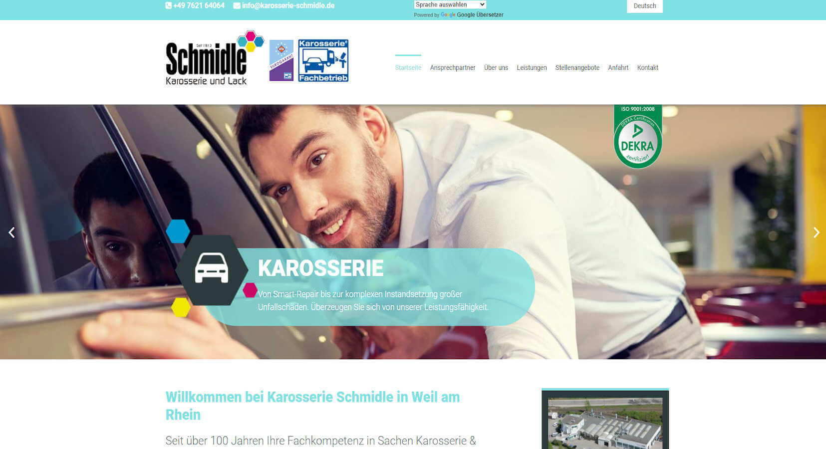 Karosserie Schmidle GmbH