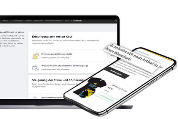 Online-Shop E-Mail-Marketing