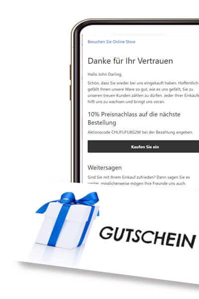 Online-Shop Gutscheine & Rabattcoupons